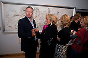 Rory Bremner; Rosita Marlborough. METRO Ð LAND , A GROUP EXHIBITION OF NEW WORKS BY 50 LONDONÐBASED ARTISTS CURATED BY FLORA FAIRBAIRN AND ROWENA CHIU. MERRISCOURT FARM, SARSDEN, NR. CHIPPING NORTON. Oxon. 16 May 2009<br /> Rory Bremner; Rosita Marlborough. METRO ? LAND , A GROUP EXHIBITION OF NEW WORKS BY 50 LONDON?BASED ARTISTS CURATED BY FLORA FAIRBAIRN AND ROWENA CHIU. MERRISCOURT FARM, SARSDEN, NR. CHIPPING NORTON. Oxon. 16 May 2009