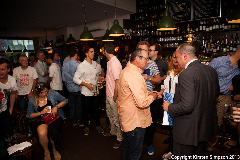 MADC Russel Howcroft Event