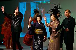 Show de Gala da Intercoiffure Japão no 20 Congresso Mundial da Intercoiffure - ICD Rio 2008, que acontece de 18 a 20 de maio, no hotel Intercontinental, no Rio de Janeiro . FOTO: Jefferson Bernardes / Preview.com