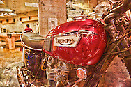 The American Way - Bikes, Bikers, Tattto's, and Harley's lead a growing culture and define a lifestyle in the USA and Worldwide. Stock. Images. Canon.