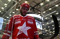 GET-ligaen Ice Hockey, 27. october 2016 ,  Stavanger Oilers v Stjernen<br />Niklas Broms fra Stjernen etter kampen mot Stavanger Oilers<br />Foto: Andrew Halseid Budd , Digitalsport