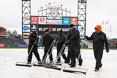 20160409 - Los Angeles Dodgers at San Francisco Giants