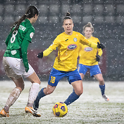 20201209: SLO, Football - UEFA Women's Champions League, ZNK Pomurje vs Fortuna Hjørring