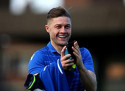James Clarke of Bristol Rovers - Mandatory by-line: Robbie Stephenson/JMP - 17/02/2018 - FOOTBALL - Cherry Red Records Stadium - Kingston upon Thames, England - AFC Wimbledon v Bristol Rovers - Sky Bet League One