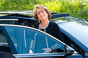 Werkbezoek van Prinses Margriet  aan het Rode Kruis in Utrecht. Het bezoek staat in het teken van de werkzaamheden van het Rode Kruis in de bestrijding  van de coronapandemie. Prinses Margriet is erevoorzitter van het Nederlandse Rode Kruis.