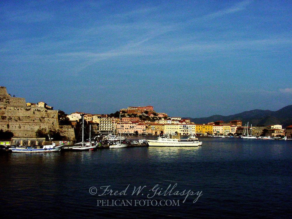 Elba, Portoferraio, Livorno, Tuscany