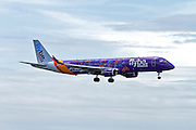 Flybe, Embraer 190-195 at Milan - Malpensa (MXP / LIMC) Italy