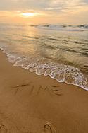 Time, Sunrise, Two Mile Hollow Beach, East Hampton, Long Island, NY