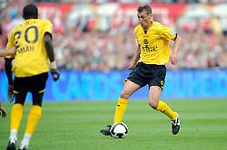 27-04-2008 VOETBAL: KNVB BEKERFINALE FEYENOORD - RODA JC: ROTTERDAM <br /> Feyenoord wint de KNVB beker - Andres Oper<br /> ©2008-WWW.FOTOHOOGENDOORN.NL