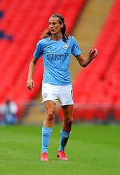 Jill Scott of Manchester City Women- Mandatory by-line: Nizaam Jones/JMP - 29/08/2020 - FOOTBALL - Wembley Stadium - London, England - Chelsea v Manchester City - FA Women's Community Shield