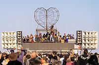 Lee Burridge Robot Heart 2021 - https://Duncan.co/Burning-Man-2021