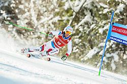 Carlo Janka (SUI) competes during 9th Men's Giant Slalom race of FIS Alpine Ski World Cup 55th Vitranc Cup 2016, on March 4, 2016 in Kranjska Gora, Slovenia. Photo by Vid Ponikvar / Sportida