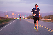 Runners make their way along the course at the Red Bull Wings For Life World Run in Denver, CO, USA on 4 May, 2014. ©Brett Wilhelm