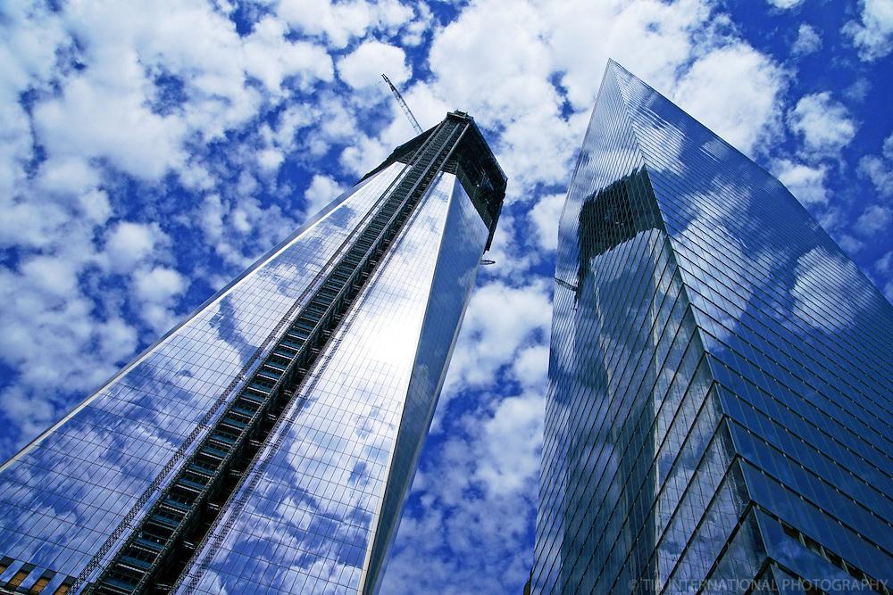 One & Four World Trade Center, Lower Manhattan