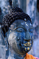 Thailande - <br /> Sukhothai province - Sukhotai - Wat Saphan Hin