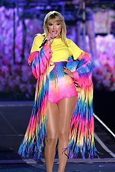 June 1, 2019 - Carson, CA, USA - Carson, CA - JUNE 01: Taylor Swift attend the iHeartRadio Wango Tango Show at the Dignity Health Sports Park on June 01, 2019 in Carson, California. Photo: imageSPACE (Credit Image: © Imagespace via ZUMA Wire)