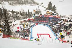 Fritz Dopfer (GER) during 2nd run of Men's Slalom race of FIS Alpine Ski World Cup 57th Vitranc Cup 2018, on March 4, 2018 in Podkoren, Kranjska Gora, Slovenia. Photo by Ziga Zupan / Sportida