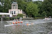 Henley Royal Regatta, Henley on Thames, Oxfordshire, 3-7 July 2013.  Wednesday  11:17:08   03/07/2013  [Mandatory Credit/Intersport Images]<br /> <br /> Rowing, Henley Reach, Henley Royal Regatta.<br /> <br /> The Wyfold Challenge Cup<br /> Lea Rowing Club v Tyne Rowing Club
