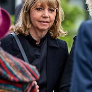 NLD/Nieuwegein/20170408 - Prinses Beatrix aanwezig bij het Parkinson Symposium, Jerney Kaagman