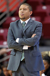 10 December 2017: Fred Castro during an College Women's Basketball game between Illinois State University Redbirds and the Eagles of Eastern Michigan at Redbird Arena in Normal Illinois.