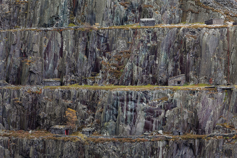 Just spent a very enjoyable, but very challenging weekend in Wales with the very talented Greg Whitton, incessant rain and about 5 mins of light all weekend, but we went to some superb locations, including this disused slate quarry at Dinorwig.