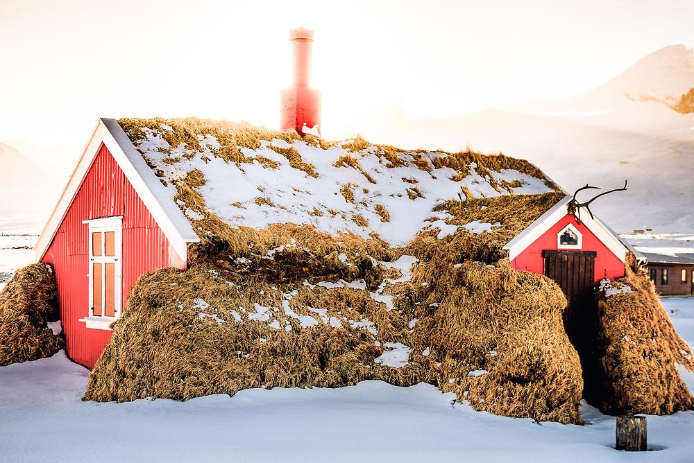 Bakkageri, iceland.