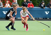 BREDA (Neth.)  Lydia Macdonell during the match  New Zealand vs England U21 women . Volvo Invitational Tournament U21. COPYRIGHT KOEN SUYK