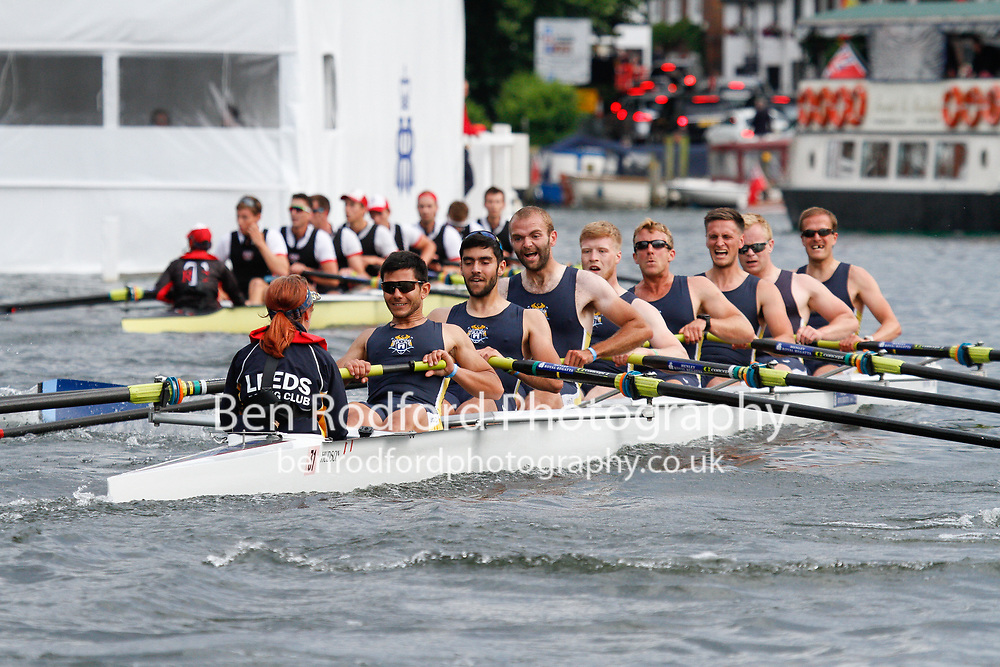 Race: 78 - Event: THAMES - Berks: 73 THAMES R.C. 'A' - Bucks: 51 LEEDS R.C.<br /> <br /> Henley Royal Regatta 2017<br /> <br /> To purchase this photo, or to see pricing information for Prints and Downloads, click the blue 'Add to Cart' button at the top-right of the page.