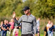 16-09-2018 KLM Open 2018, gespeeld van 13 t/m 16 september op The Dutch in Spijk: Chris WOOD