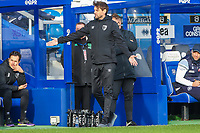 Football - 2020 / 2021 Sky Bet Championship - Queens Park Rangers vs AFC Bournemouth - Kiyan Prince Foundation Stadium<br /> <br /> Jonathan Woodgate, Caretaker Manager of AFC Bournemouth,  whose position is under threat with the talk of Thierry Henry joining Bournemouth<br /> <br /> COLORSPORT/DANIEL BEARHAM