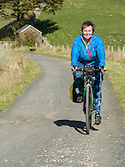 On the Tissington Trail south of the Parsley Hay cutting