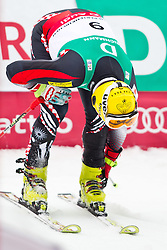 18.02.2011, Kandahar, Garmisch Partenkirchen, GER, FIS Alpin Ski WM 2011, GAP, Herren, Riesenslalom, im Bild Ivica Kostelic (CRO) // Ivica Kostelic (CRO) during men's Giant Slalom Fis Alpine Ski World Championships in Garmisch Partenkirchen, Germany on 18/2/2011. EXPA Pictures © 2011, PhotoCredit: EXPA/ J. Groder