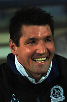 Photo: Tony Oudot.<br /> Queens Park Rangers v Norwich City. Coca Cola Championship. 08/10/2007.<br /> Queens Park Rangers manager Mick Harford