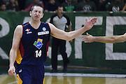 DESCRIZIONE : Campionato 2014/15 Sidigas Scandone Avellino - Virtus Acea Roma<br /> GIOCATORE : Maxime De Zeeuw<br /> CATEGORIA : Ritratto Esultanza Mani Fair Play<br /> SQUADRA : Virtus Acea Roma<br /> EVENTO : LegaBasket Serie A Beko 2014/2015<br /> GARA : Sidigas Scandone Avellino - Virtus Acea Roma<br /> DATA : 13/12/2014<br /> SPORT : Pallacanestro <br /> AUTORE : Agenzia Ciamillo-Castoria / GiulioCiamillo<br /> Galleria : LegaBasket Serie A Beko 2014/2015<br /> Fotonotizia : Campionato 2014/15 Sidigas Scandone Avellino - Virtus Acea Roma<br /> Predefinita :Predefinita :