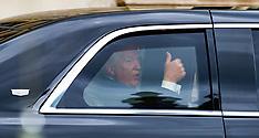 2019-05-31-Trump motorcade
