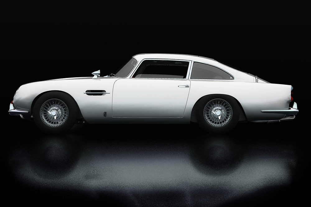 The Aston Martin DB5, Aston Martin's most famous model, is the symbol of the British automobile industry. Who doesn't know this Aston Martin from the James Bond movies where this Aston Martin was always destroyed after a chase scene. When seeing such a scene, every Aston Martin lover broke his or her heart. -<br /> BUY THIS PRINT AT<br /> <br /> FINE ART AMERICA<br /> ENGLISH<br /> https://janke.pixels.com/featured/aston-martin-db5-lateral-view-jan-keteleer.html<br /> <br /> WADM / OH MY PRINTS<br /> DUTCH / FRENCH / GERMAN<br /> https://www.werkaandemuur.nl/nl/shopwerk/Aston-Martin-DB5-Zijaanzicht/736556/132?mediumId=11&size=75x50<br /> <br /> -