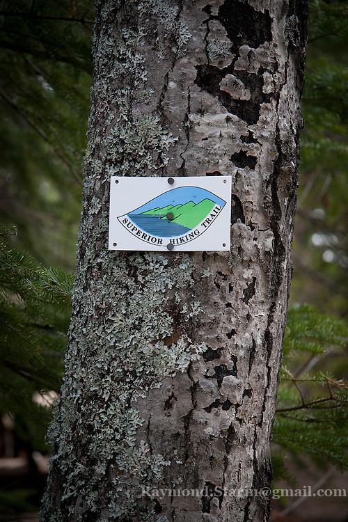 Superior Hiking Trail Tettegouche State Park
