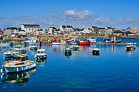 France, Morbihan (56), côte sauvage, Presqu'île de Quiberon, Quiberon, Port Maria // France, Morbihan (56), Wild Coast, Presqu'île de Quiberon, Quiberon, Port Maria