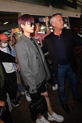 Chris Lee aka Li Yuchun arriving at Nice Airport ahead of Cannes Film Festival in Nice, France on May 15, 2019. Photo by Julien Reynaud/APS-Medias/ABACAPRESS.COM