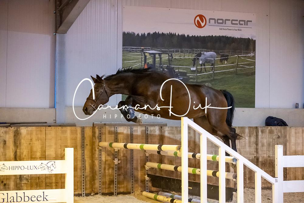 Sancho van den Bisschop, Janssens Silke<br /> The Special Free Jump Contest - Lubbeek 2021<br /> © Hippo Foto - Dirk Caremans16/10/2021