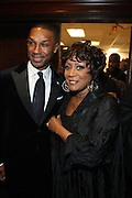 1 November 2010- New York, New York- l to r:  Johnny L. Taylor, Jr., President, & CEO, The Thurgood Marshall College Fund and Patti Labelle at The 23rd Annual Thurgood Marshall College Fund Awards Dinner held at The Sheraton NY Hotel & Towers on November 1, 2010 in New York City. Photo Credit: Terrence Jennings/Sipa