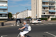 1950s rebuild downtown Le Havre France now on the UNESCO world heritage list