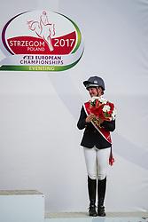 Wilson Nicola, GBR<br /> FEI European Eventing Championships Strzegom 2017<br /> © Hippo Foto - Eric Knoll