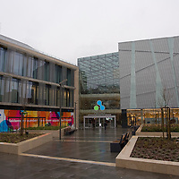 Official opening of the new Allee shopping centre in Budapest, Hungary. Wednesday, 14. November 2007. ATTILA VOLGYI