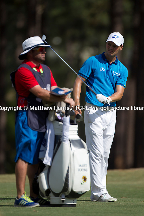 Martin KAYMER (GER) during first round US Open Championship 2014,Pinehurst No 2,Pinehurst,North Carolina,USA.