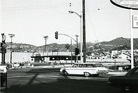 1972 Carls Jr. at Santa Monica Blvd. & La Brea Ave.