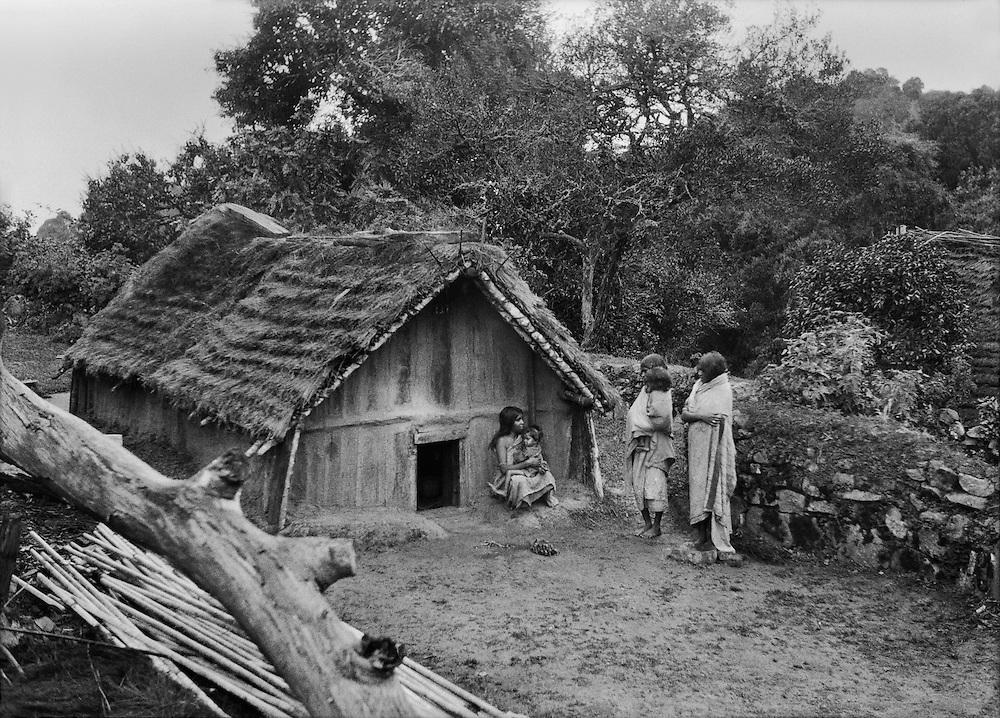Toda Women, Ootacamund, Nilgiris, India, 1929