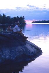 Shay Hurd & Jodi Yeager Fishing