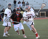 Hatboro Horsham at CB East Lacrosse