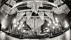 Bon Iver performs at The Bill Graham Civic Auditorium - San Francisco, CA - 4/19/12